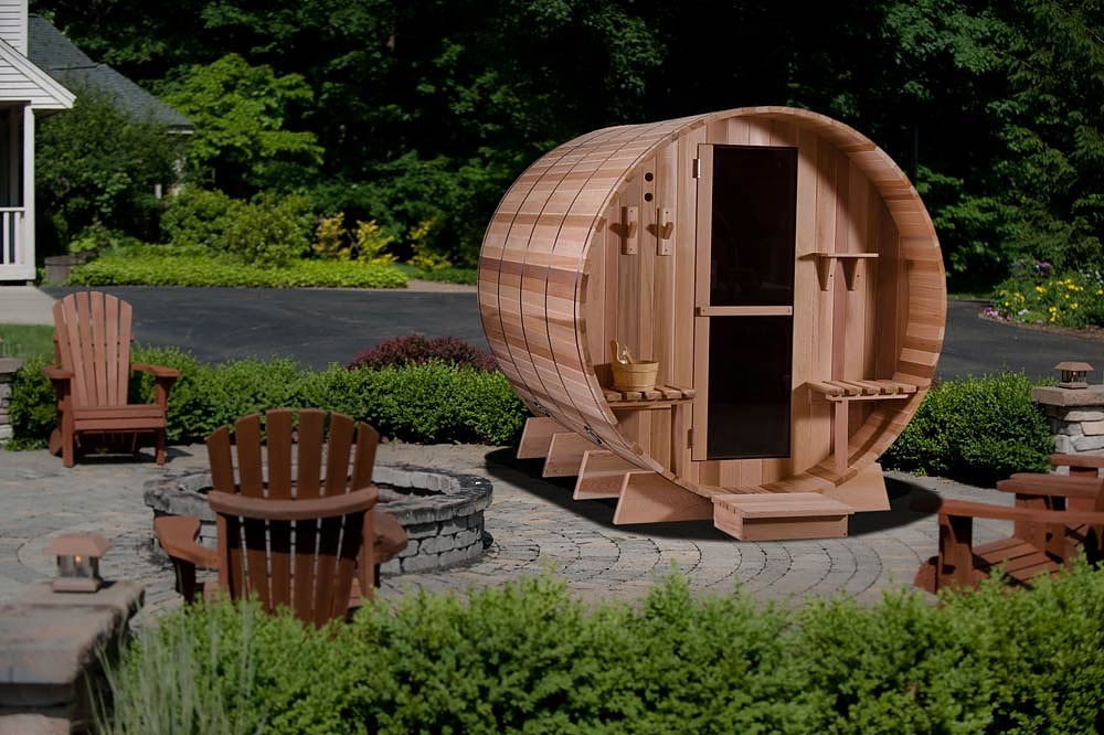 Barrel sauna Grandview