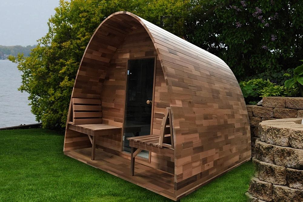 Sauna pods