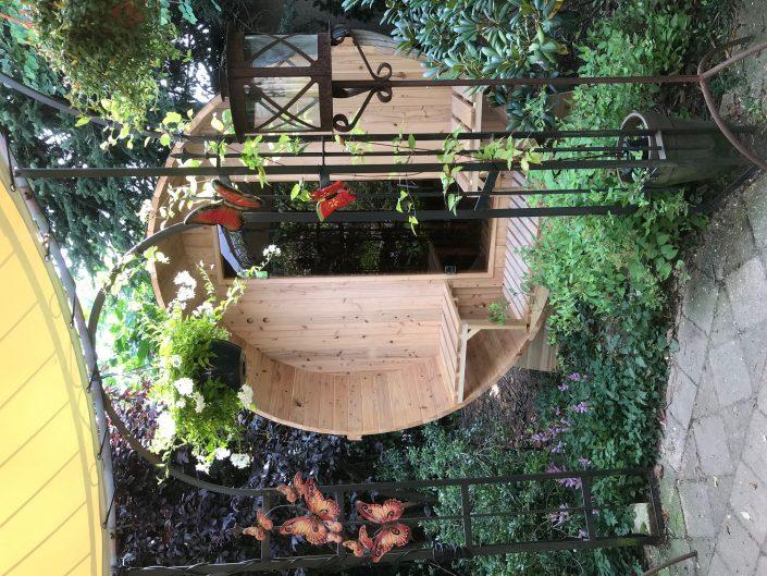 Barrel sauna Eindhoven